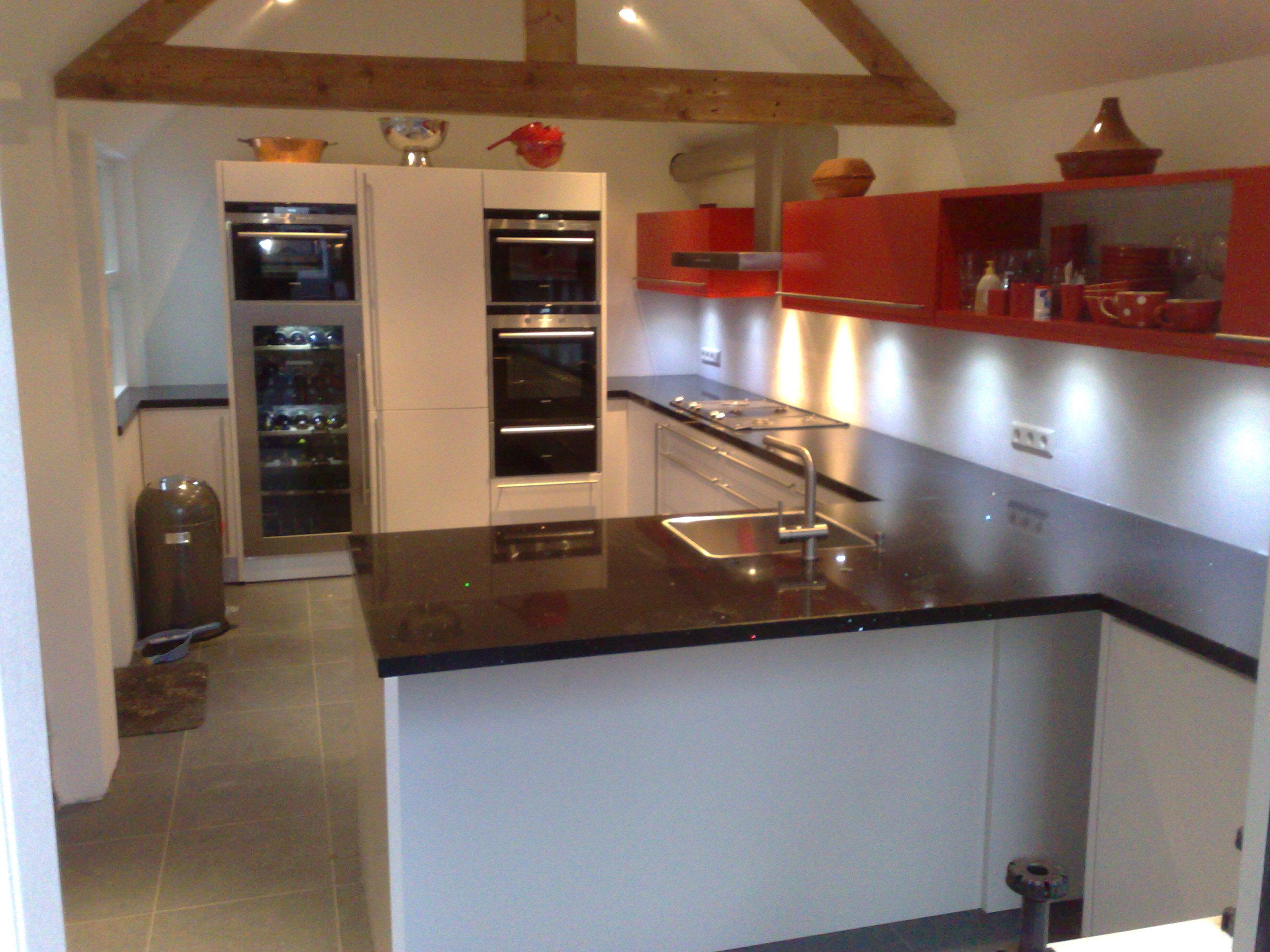 Plaatsen en vernieuwen van keukens aannemer jeff groot - Afbeelding van keuken amenagee ...